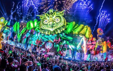 Electric Daisy Carnival 2015 Las Vegas